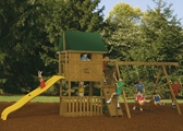 Great Escape Starter Playset with children playing