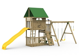 Great Escape Starter Playset front view