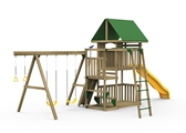 Great Escape Starter Playset back view