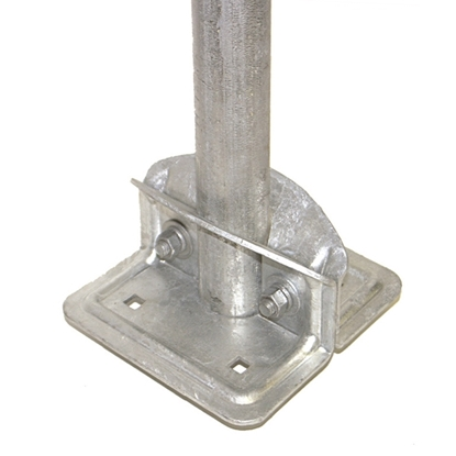 Commercial Grade Foot Plate