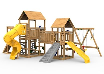 Super Star XP Gold Playset