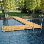 Picture of Stationary Wood Dock