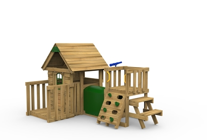 Picture of Play House w/ Toddler Tunnel